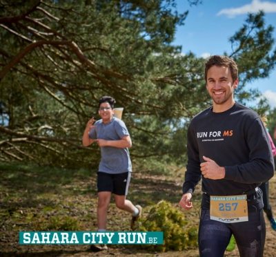 Sahara City Run